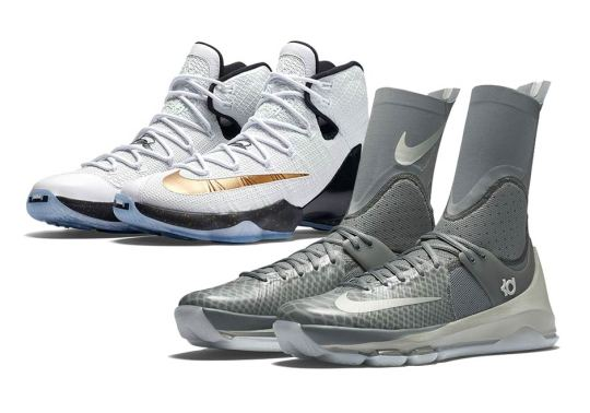 Nike Basketball Ready To Drop Second Wave Of Elite Colorways