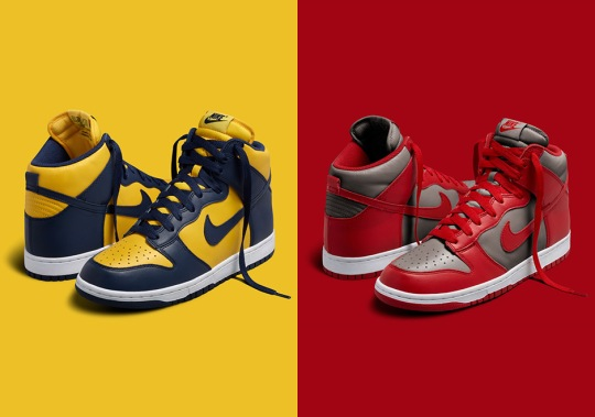 """Nike SNKRS To Release """"Be True"""" Dunks This Friday"""