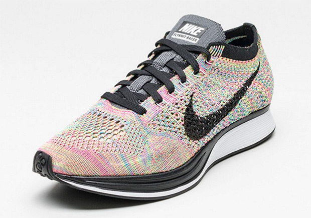 promo code 5020d 728e8 Multi-Color Flyknit Racers Are Back This Weekend