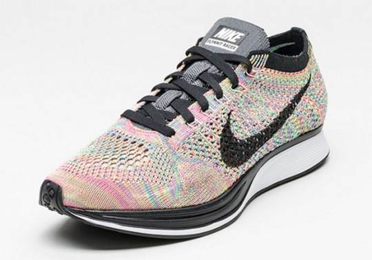 Multi-Color Flyknit Racers Are Back This Weekend