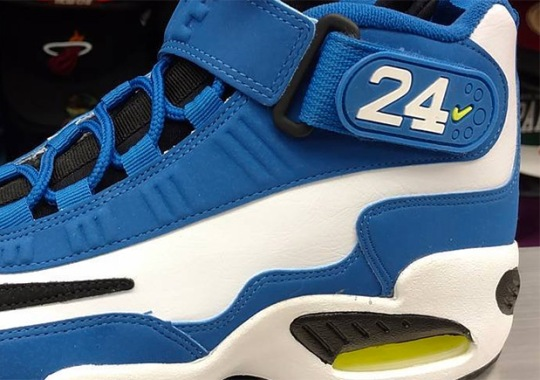 "Nike Air Griffey Max 1 ""Varsity Royal"" Releasing Soon"