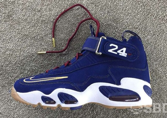 "Upcoming Nike Air Griffey Max 1 Inspired By ""Griffey For Prez"""