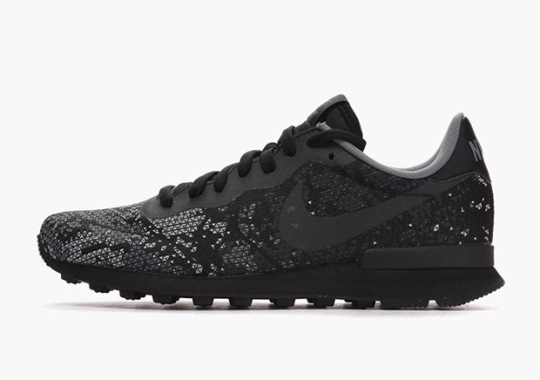online store 40aa1 7c173 The Nike Internationalist Is Back With New Jacquard Prints