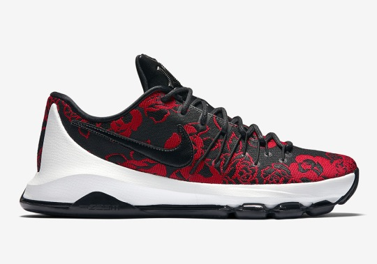 Nike Brings Floral Prints To The KD 8 EXT On Mother's Day Weekend