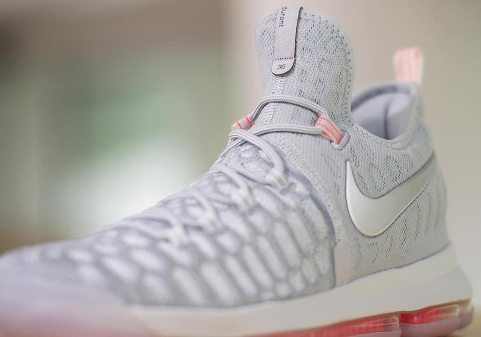 Nike Kd 9 Pre Heat Release Date 843396 090 Sneakernews Com