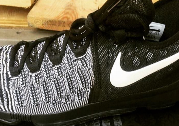 The Nike KD 9 Is Releasing In White/Black