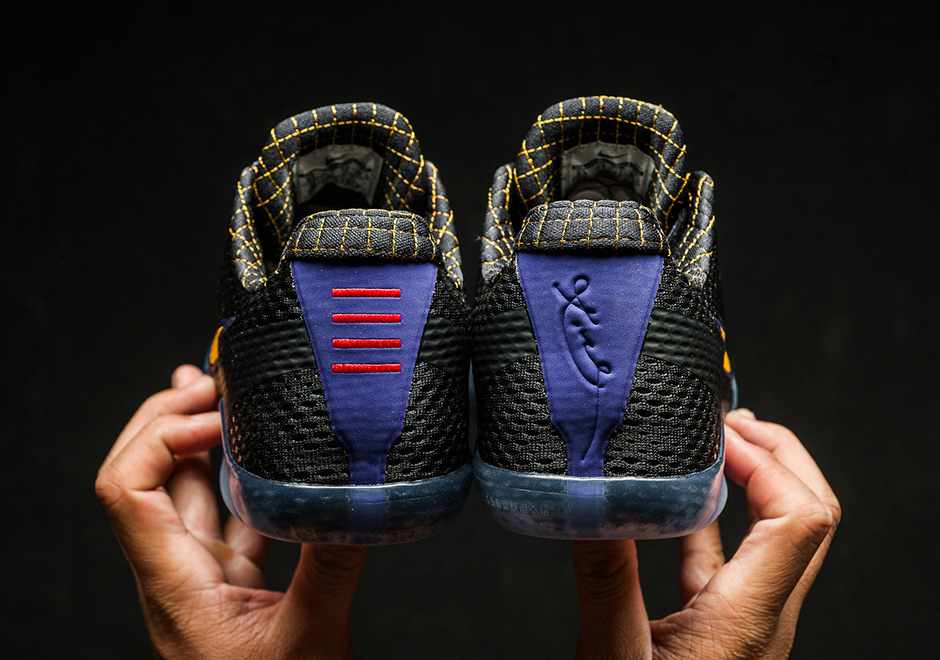 """""""Carpe Diem"""", Which Started With The Kobe 2, Is Back On The Nike Kobe 11"""