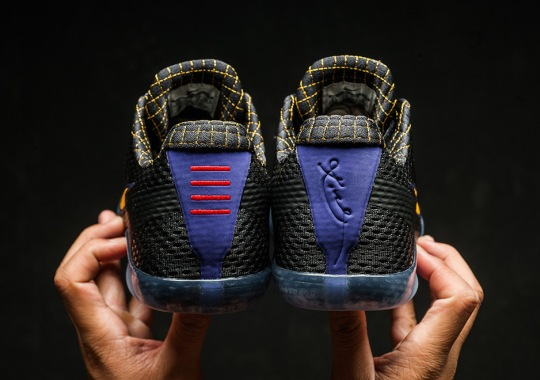 """Carpe Diem"", Which Started With The Kobe 2, Is Back On The Nike Kobe 11"
