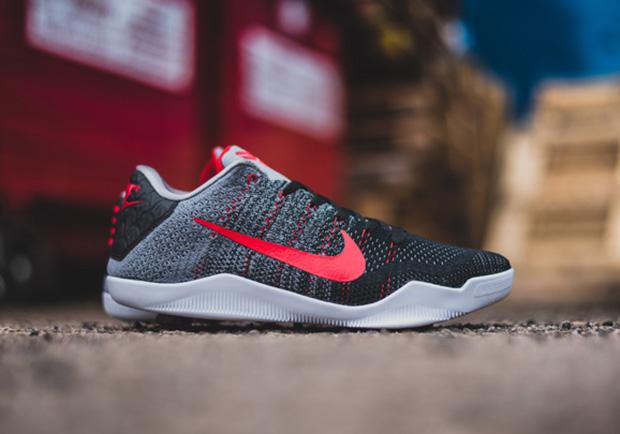 buy popular a4802 f95a1 Nike Kobe 11 Tinker Hatfield Release Info   SneakerNews.com