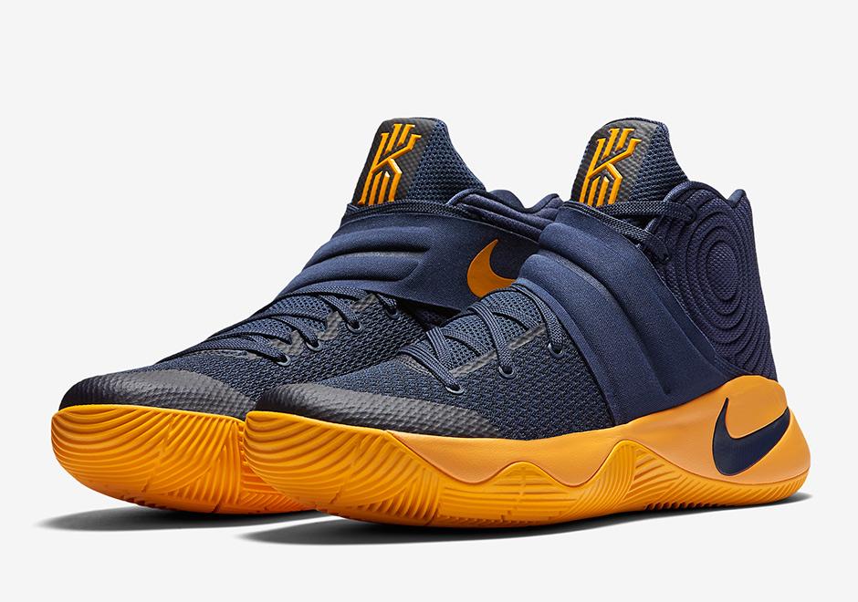 buy online 33696 8923d Kyrie 2 Playoffs PE 819583-447   SneakerNews.com