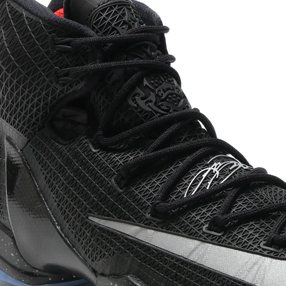 finest selection 0a786 5adb3 LeBron 13 Elite Black Reflect Silver 831923-001   SneakerNews.com