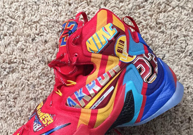 c0529b4260a This Insane Nike LeBron 13 May Never Release