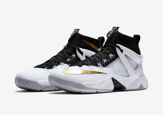 new arrival fc30e 6b536 These Nike LeBron Ambassador 8s Made To Look Elite