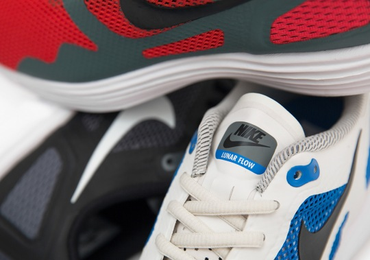 The Nike Lunar Flow Is Making An Unexpected Return