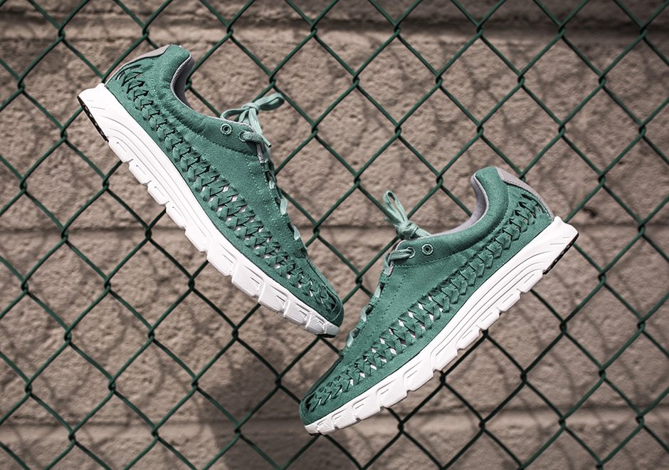 quality design 72e9d 19f07 Nike Mayfly Woven quotJade Glazequot 50%OFF
