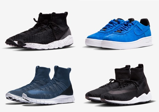 Nike Palais Of Speed Set To Release Exclusive Footwear With Limited Edition Packaging