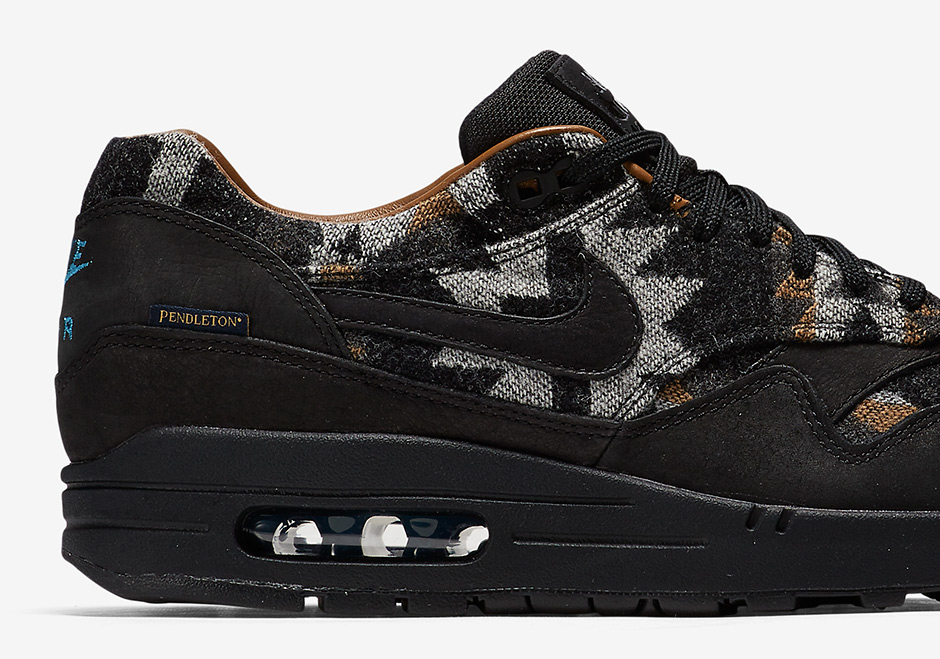 nike air max limited edition 2016 pendleton