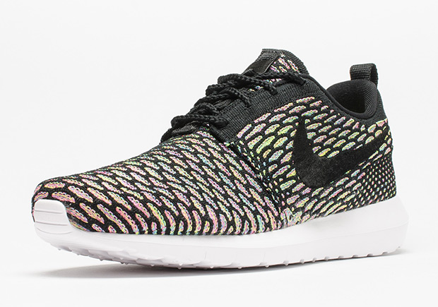 Nike Quietly Re-released One Of The Most Popular Multi-Color Flyknit Sneakers Ever
