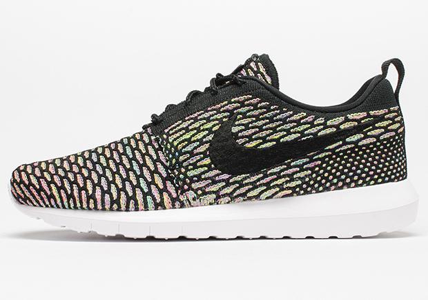 Nike Roshe Flyknit Multicolore