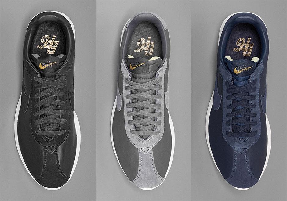 watch 711ab 9dd24 Nike Roshe LD 1000 Premium Releasing In Three Leather Colorways -  SneakerNews.com