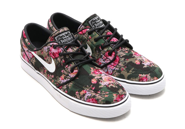 Janoski Shoes Digi Floral