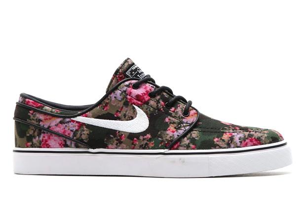 Nike Janoski Digi-Floral Re-Release 482972-900 | SneakerNews.com