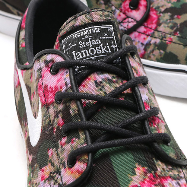 Nike Sb Janoski Digi Floreale Rosa aFlroo3l