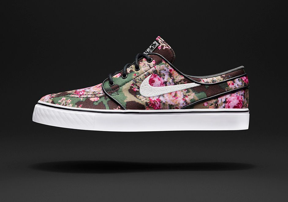 "182c8462556a Nike SB Is Re-releasing The ""Digi-Floral"" Janoskis"
