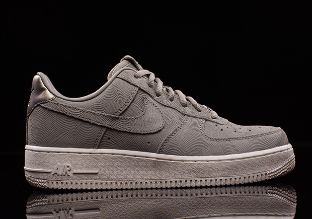 Nike Air Force 1 11s Partire Premium Camoscio TY4W8kT
