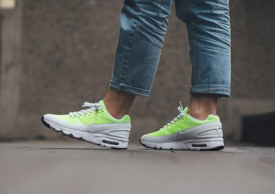 "Nike Air Max BW Ultra ""Ghost Green"""