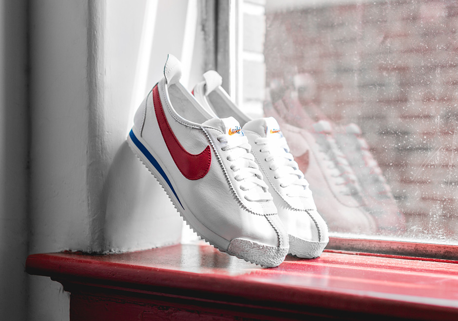 brand new bd9e2 a4a0b Nike Cortez  72 Forrest Gump   SneakerNews.com