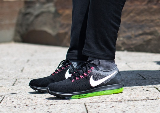 ae42ee3f8d6b The Nike Zoom All Out Flyknit Launches This Friday At Extra Butter