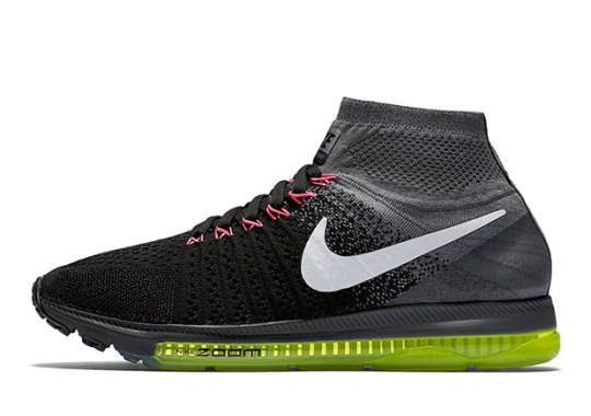 Flyknit Uppers and Visible Zoom On Nike's Upcoming Zoom All Out