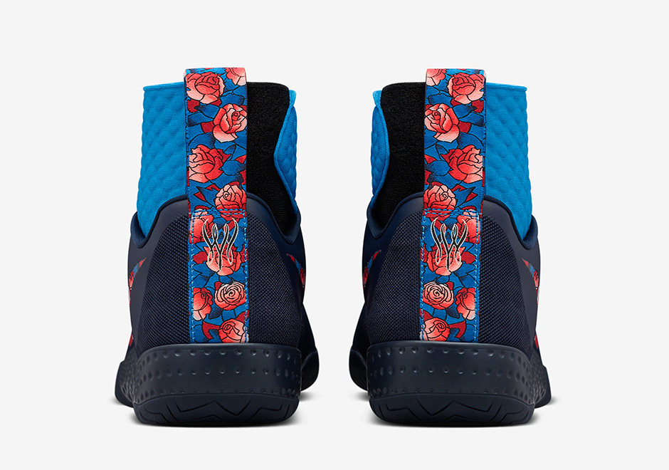 finest selection 9cce9 d0fad NikeCourt Flare Serena Williams Floral   SneakerNews.com