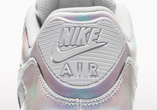 NIKEiD Is Bringing The Iridescent Look To Three Sneakers