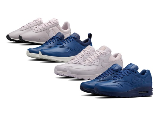 """NikeLab To Release New Pinnacle Air Max Colorways Of """"Violet Ash"""" and """"Insignia Blue"""""""