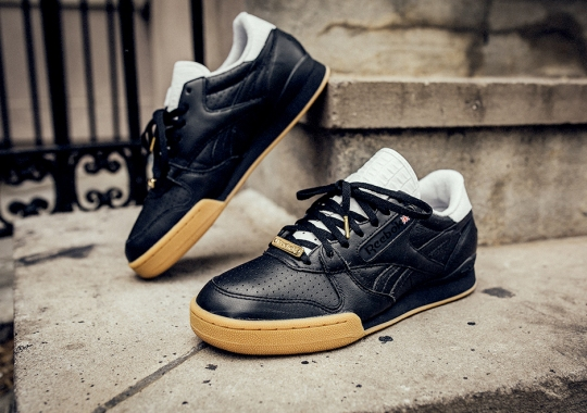 The Packer x Reebok Phase 1 is Now Available