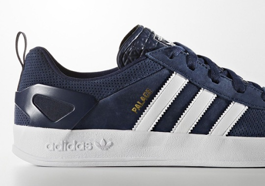 A Closer Look At The Upcoming adidas Footwear By Palace Skateboards