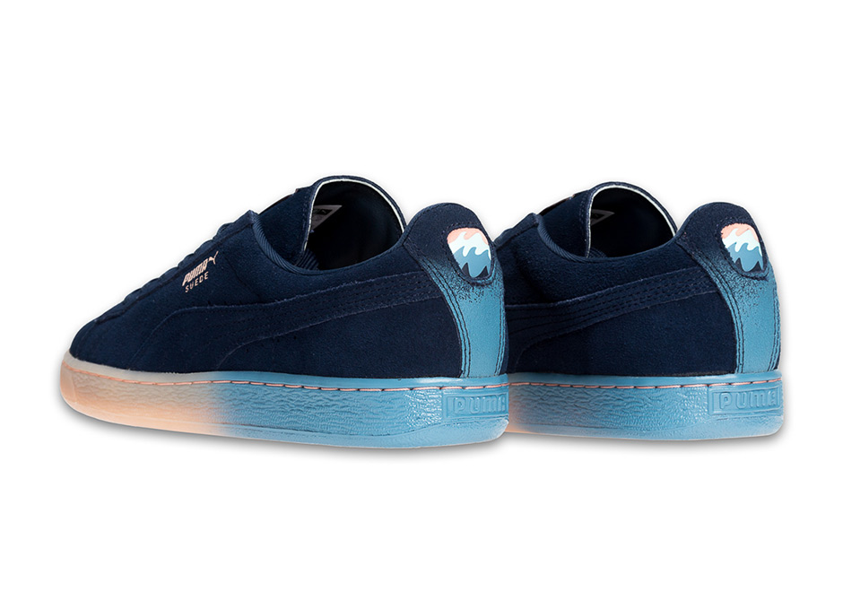 sports shoes b26f0 97ba4 Pink Dolphin PUMA Suede | SneakerNews.com
