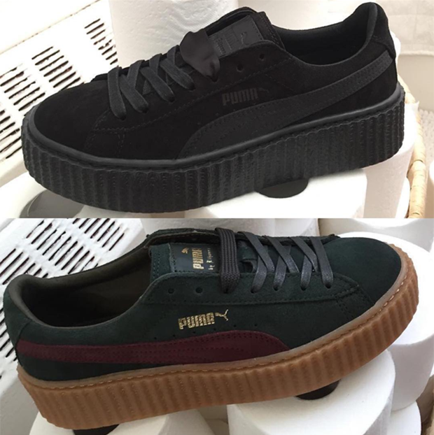 nouvelle puma creepers