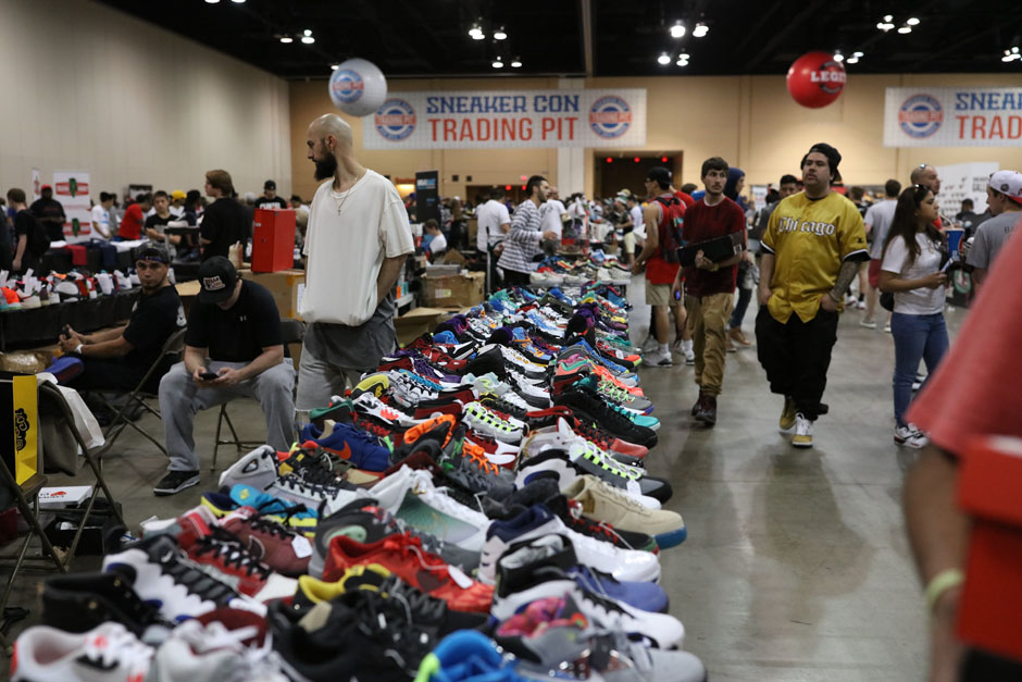 Sneaker Con Chicago May 2016 Event