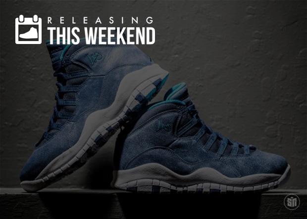 Sneakers Releasing This Weekend May 14th 2016