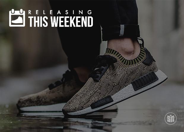 Sneakers Releasing This Weekend May 21st 2016