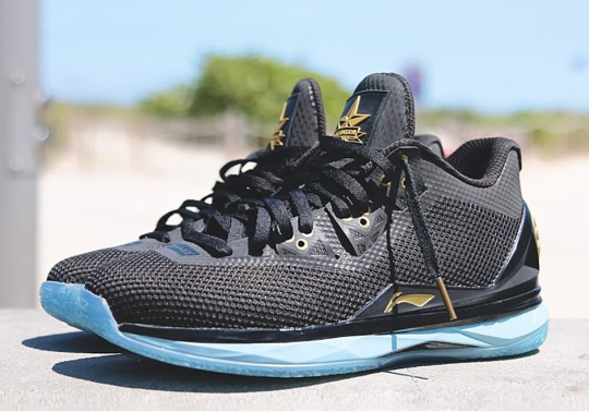 Dwyane Wade Might Wear This Li-Ning Collaboration In The Second Round