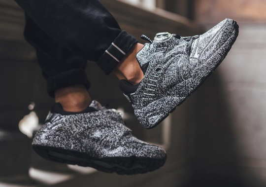 Trapstar Turns Up The Static With New Puma Disc Blaze