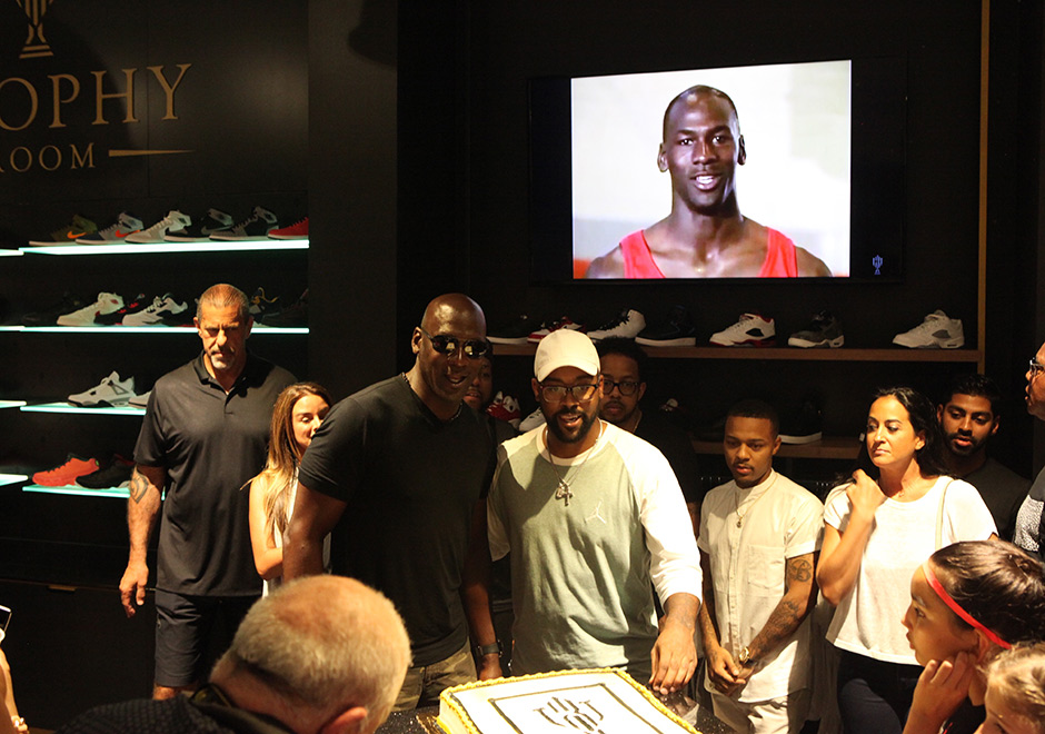 Marcus Jordan Carries The Family Name To A New Generation With Trophy Room