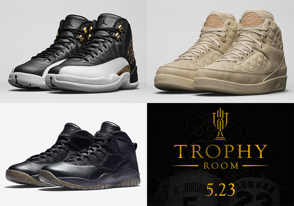 b3df9efecac Trophy Room To Release Store Exclusives And Restocks On Opening Week ...