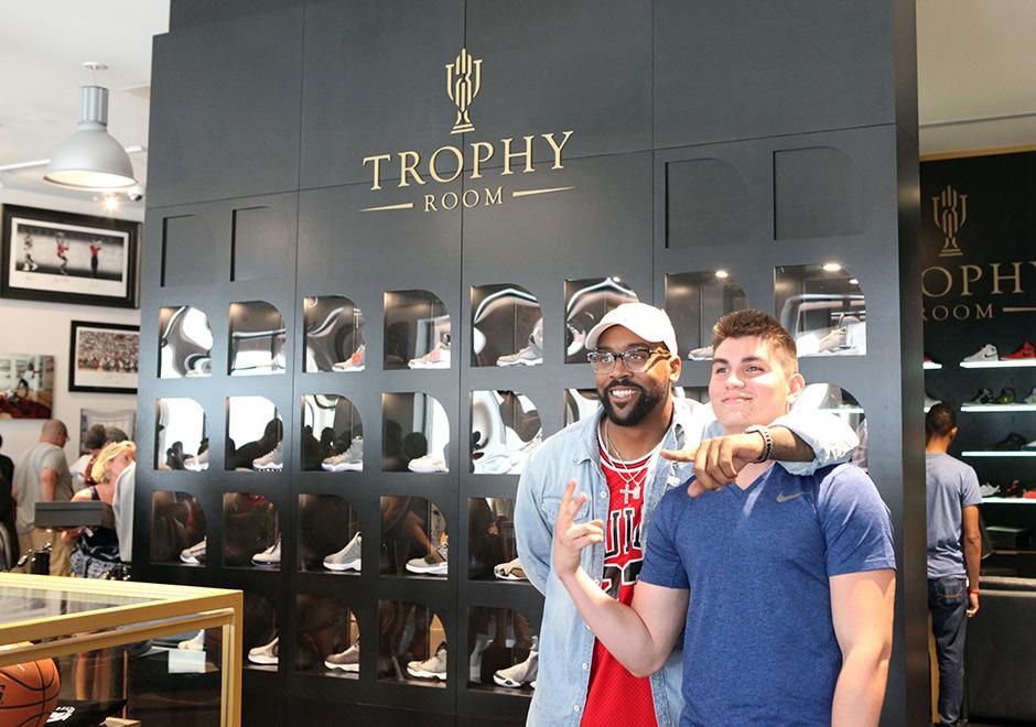 f974833274e Trophy Room Grand Opening Recap   SneakerNews.com
