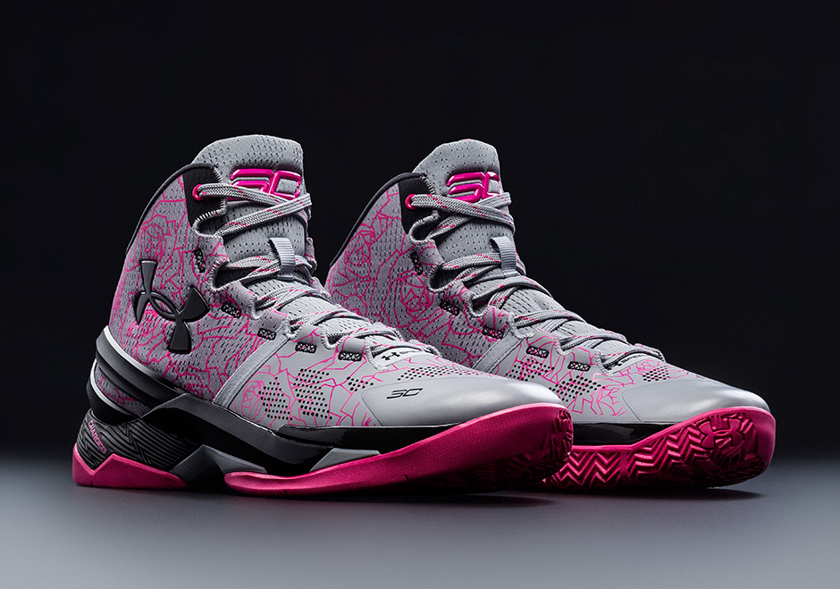 Steph Curry Honors His Mother With The UA Curry 2