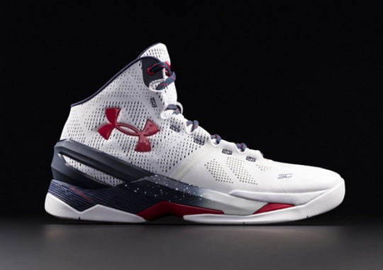 USA-Inspired UA Curry 2 Releases This Weekend